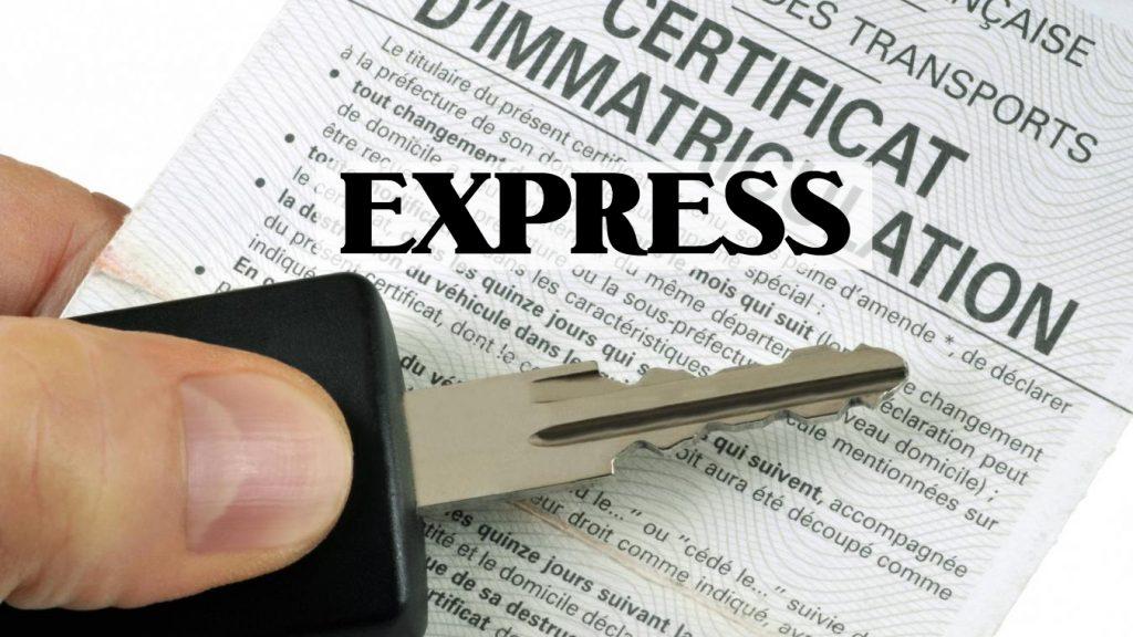Carte grise express en ligne 1